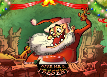 Screenshots of Santa Hates You (but loves me) Game / App